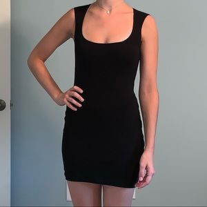 American Apparel Black Tight Dress Small